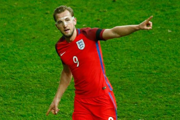 Harry Kane and Jamie Vardy have been impressive for their clubs this season (Photo: Getty Images)