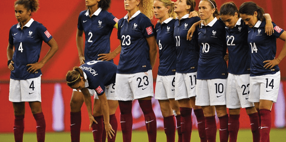 France will look to put the hurt of four years ago behind them | Source: frenchfootballweekly.com