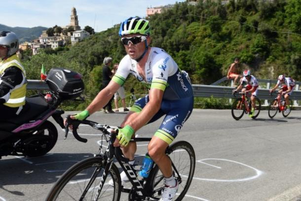 Gerrans is an experienced pro, who will share leading duties with Matthews / Cycling Weekly