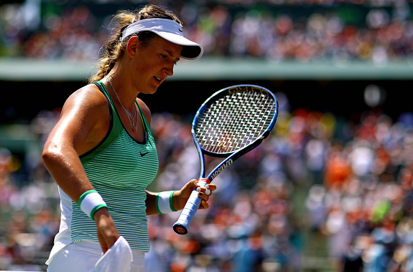 Azarenka will be a favorite for the title (Getty/Mike Ehrmann)