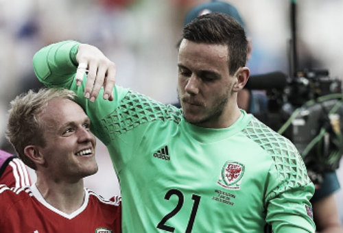 Ward earned the respect of his fellow countrymen following an 'outstanding' performance (image: Getty)