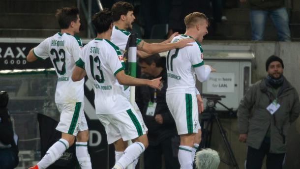 (Gladbach 2-0 Augsburg | Foto: Getty Images)