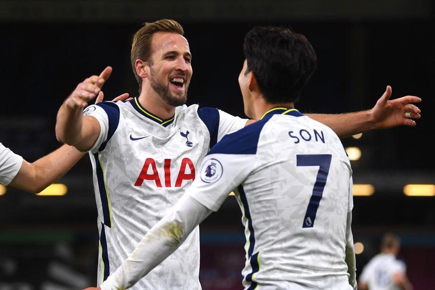 El lenguaje ofensivo del Tottenham habla inglés y chapurrea coreano / FOTO: Premier League