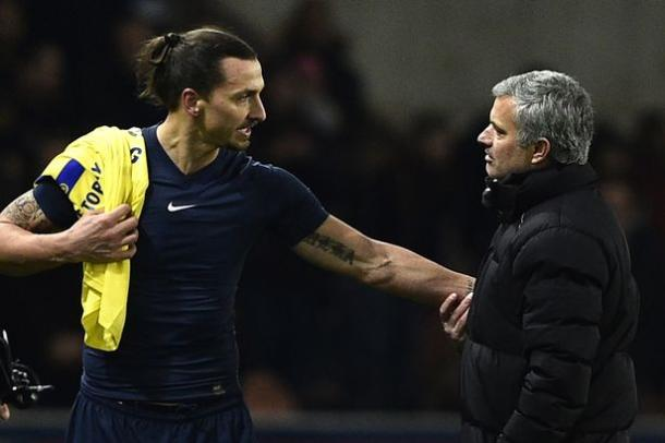 Mourinho and Ibrahimovic would make United great again | Photo: Getty