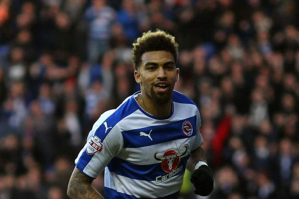 Daniel Williams has started in 33 matches for Reading F.C. this season. The club has played a total of 44 games so far in the 2015 and 2016 campaign. Photo provided by Getty Images.