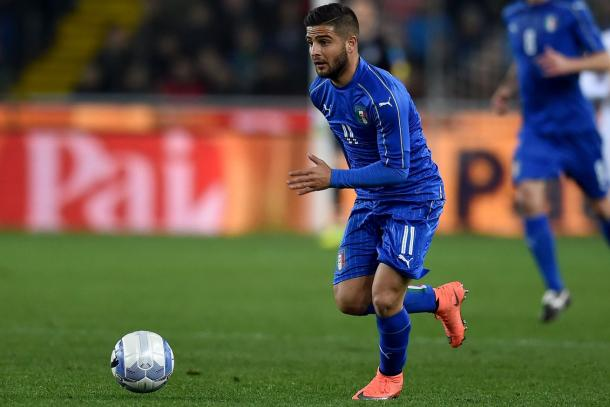 Lorenzo Insigne shone against Spain and is yet another option | Photo: sportsnos.com