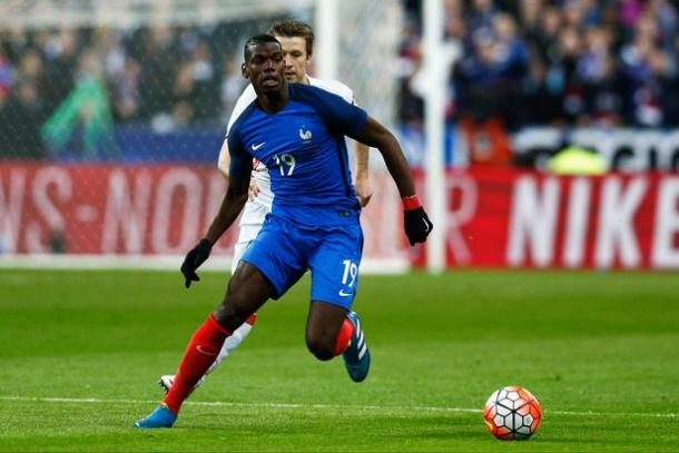 Pogba has impressed for France at Euro 2016   Photo: Getty