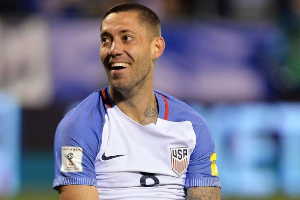 For the USMNT to have any chance of earning points on Friday, Clint Dempsey will need to lead the attack. Photo provided by Getty Images.