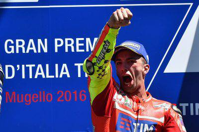Iannone claims final podium place in Mugello - Getty Images