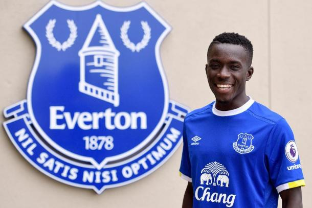Idrissa Gueye was second only to N'Golo Kante in terms of the number of combined interceptions and tackles made across Europe's top five leagues. | Photo: Everton