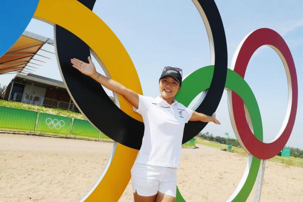 Ko leads the excitement for the women's game (photo : Getty Images)