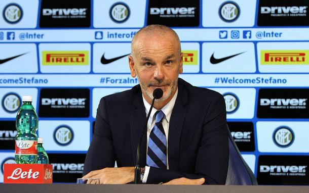 Pioli in conferenza stampa | FC Inter 1908