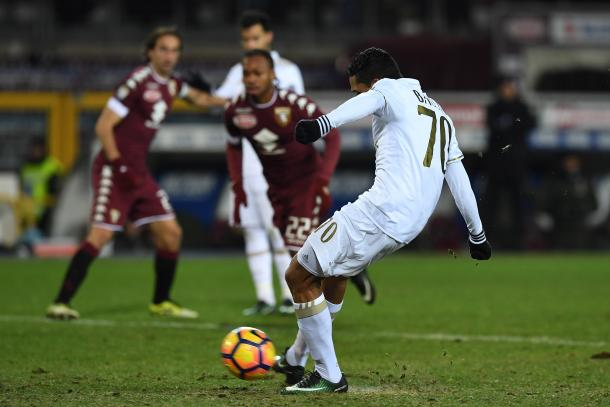 Carlos Bacca - getty images
