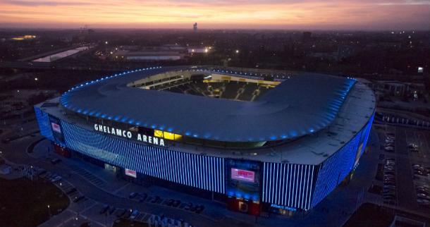 Estadio del Gent | Foto: Bontinck