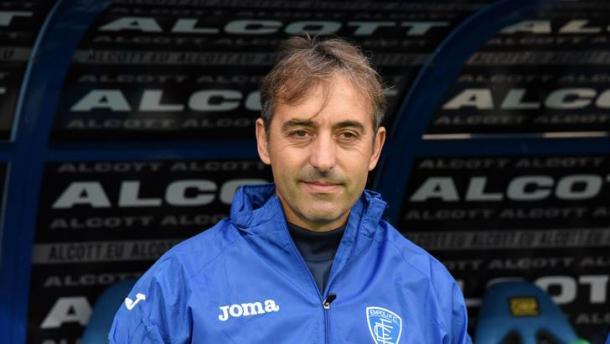 Marco Giampaolo, allenatore dell' Empoli, tuttosport.com