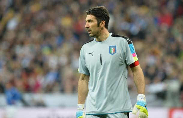 Damian believes Buffon is the best ever goalkeeper (Photo: Getty Images)