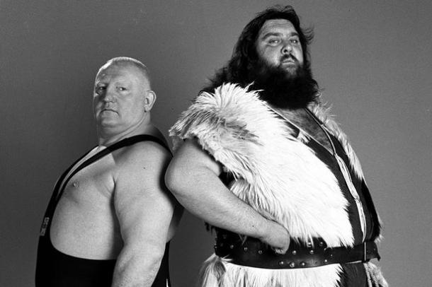 Professional Wrestling is no longer the days of Giant Haystacks and Big Daddy source: dailyfeed.co.uk