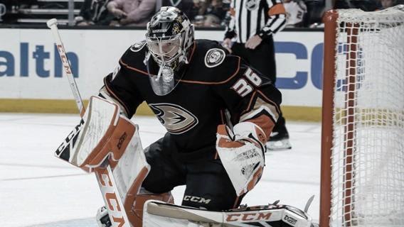 John Gibson   NHL.com