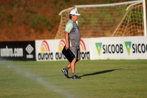 Kleina espera que Chape busca uma vitória após três empates em sequência (Foto: Sirli Freitas/Chapecoense)