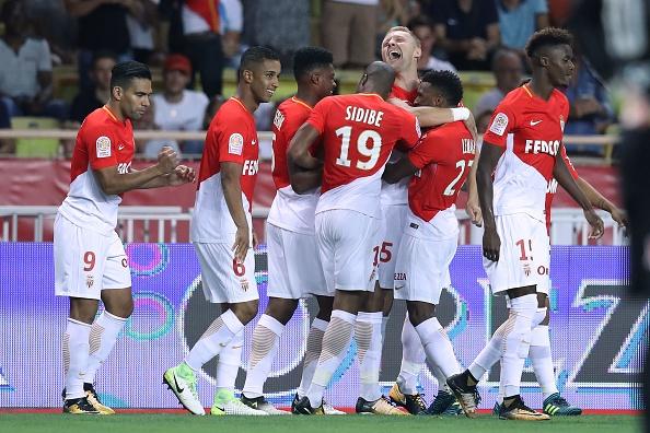 Glik marca gol relâmpago e Monaco abre boa vantagem no intervalo