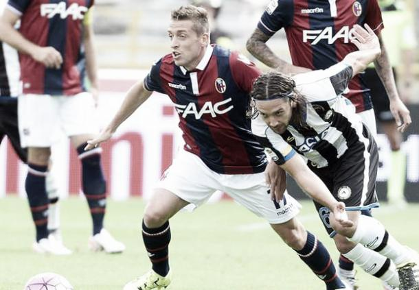 Above: Emanuele Giaccherini in action for Bologna | Photo: goal.com