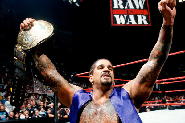 The Godfather's only title run. Photo: WhatCulture