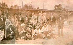 Socios fundadores del club. Foto: Wikipedia