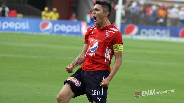 Daniel Torres fue el capitán del DIM durante la mayor parte del 2016- I. | Foto: DIM