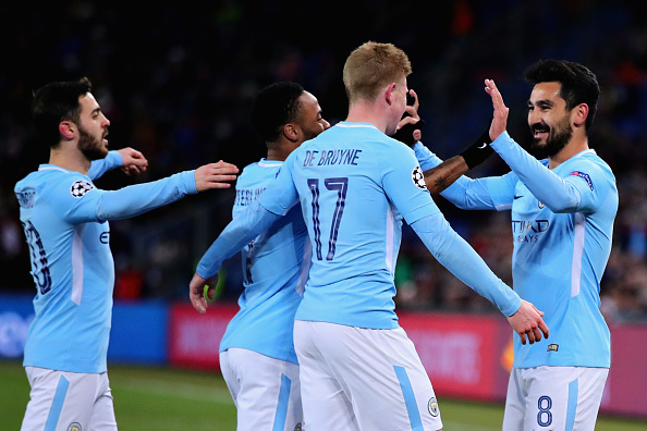 Gol de Gündogan abre contagem do City no primeiro tempo