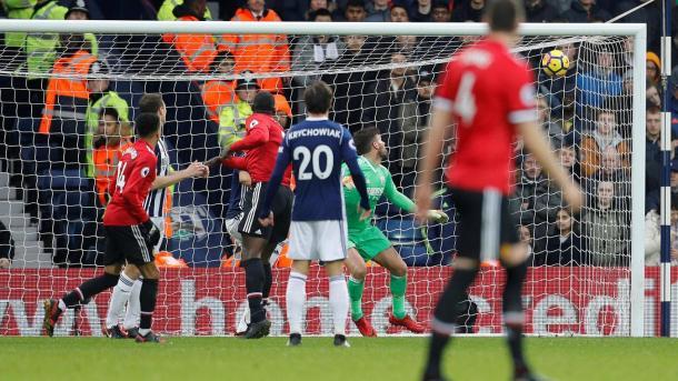 Gol de Lukaku | Fotografía: Premier League
