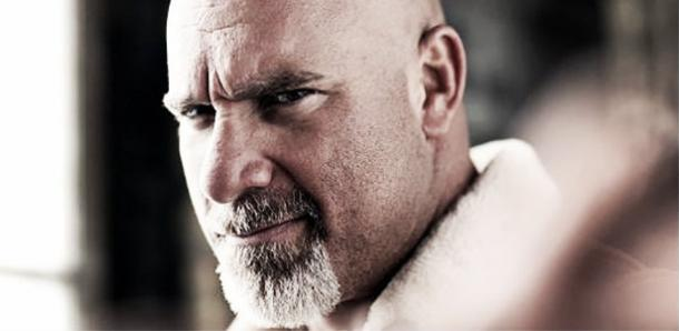 Could Goldberg make a surprise appearance at Clash of Champions (image: pwmania.com)