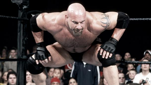 Goldberg felt he was viewed in a negative way which he believed was not true (image: wwe.com)