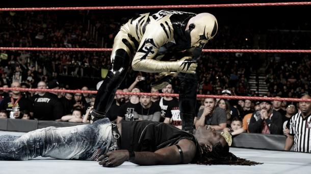 Will Goldust provide an explanation? Photo- WWE.com