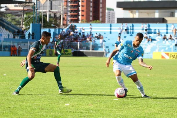Gols da partida foram marcados ainda durante o primeiro tempo (Foto: Fernando Torres/Paysandu)