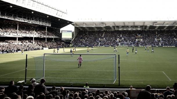 Goodison Park presenciará este gran partido de fútbol./ Foto: Premier League