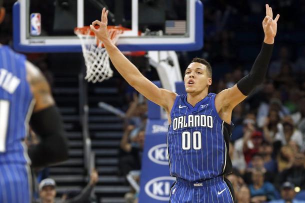 La magia de Orlando la tiene este chico. | Foto: NBA