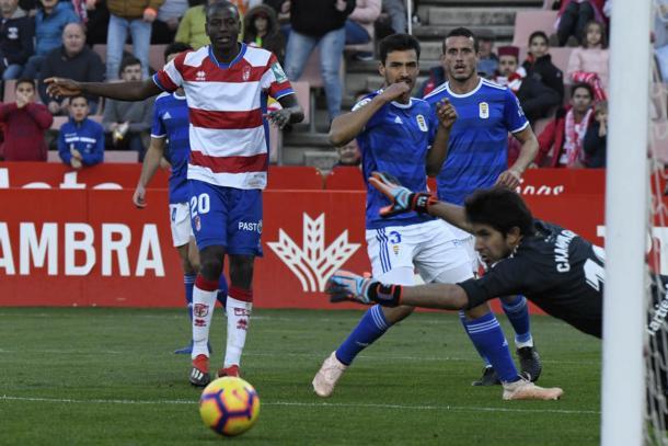 Ramos disfrutó de varias ocasiones | Foto: Jesús Jiméne Hita - Photograhers Sports