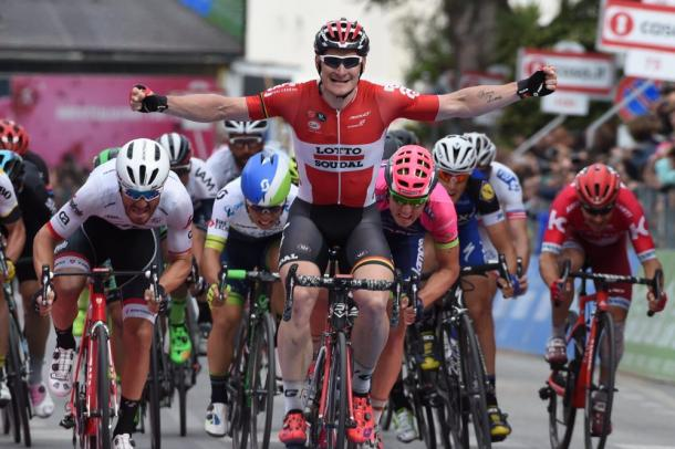 Greipel wins stage 7 of the Giro / Cycling Weekly