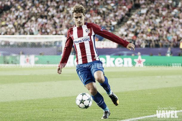 Griezmann se tornou a estrela do Atlético de Madrid nas últimas temporadas