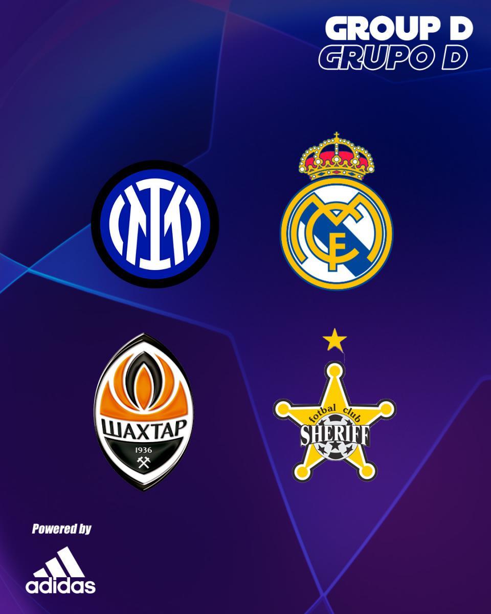 Grupo del <b><a href='https://vavel.com/es/data/real-madrid'>Real Madrid</a></b> en Champions League. Fuente: <b><a href='https://vavel.com/es/data/real-madrid'>Real Madrid</a></b>