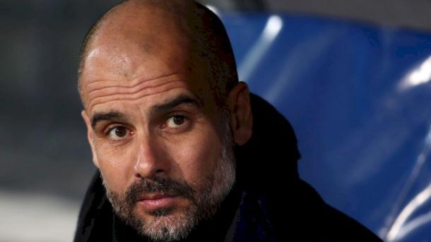 Guardiola, actual entrenador del City (Foto: mancity.com)