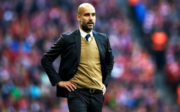 Guardiola has certainly made his presence known in Manchester this season / Caughtoffside.com