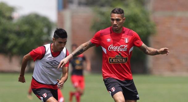 Paolo Guerrero, el alma de la Selección Peruana | Foto: FPF.