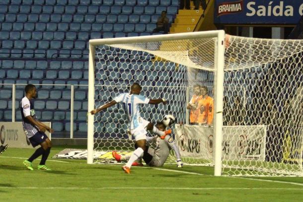 Avaí foi ameaçado pelo rebaixamento e só venceu o Guarani no segundo turno do Catarinense (Foto: Jamira Furlani/Avaí FC)