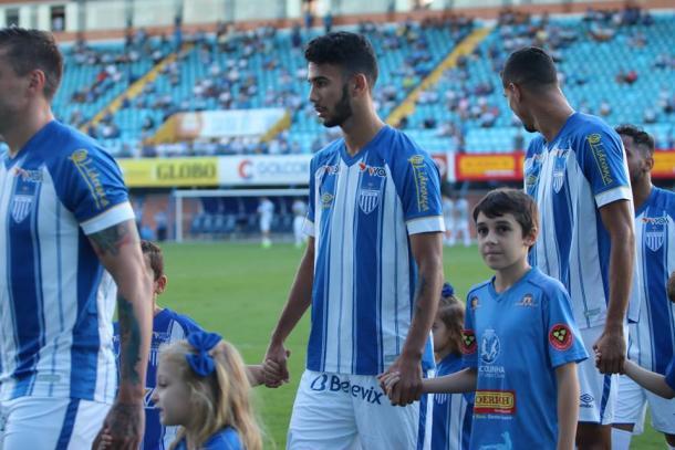 Aos 21 anos, Getúlio já tem quase 70 jogos com a camisa do Avaí (Foto: Frederico Tadeu/Avaí FC)