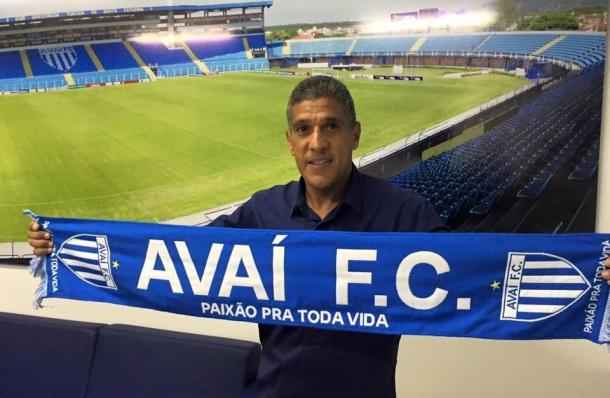 Silas chega com confiança para recuperar o Avaí (Foto: Leandro Boeira/Avaí FC)