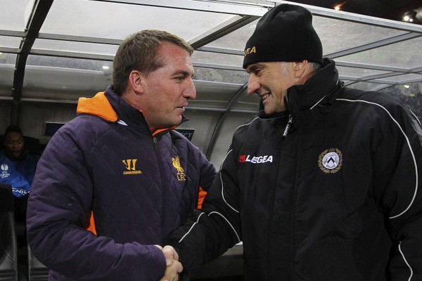 Will Brendan Rodgers replace the Italian in South Wales? (Photo: Coral)