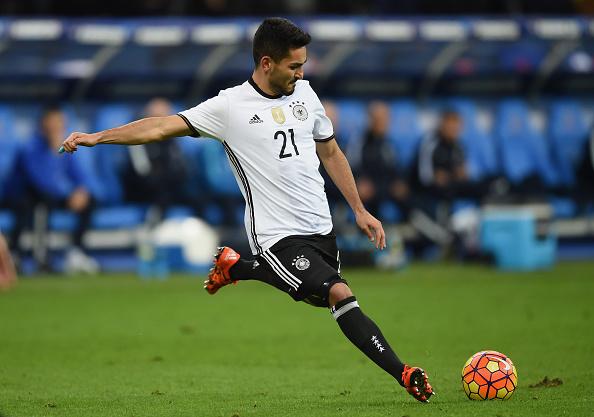 Gündogan fue la primera baja de Alemania para la Eurocopa. // Foto: Getty Images