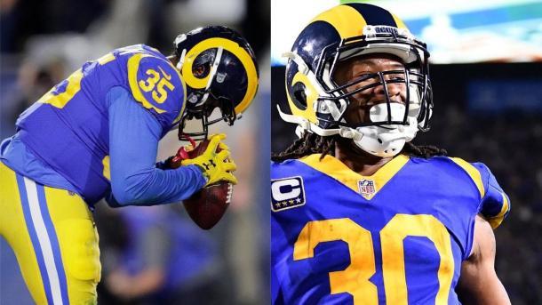Foto: Rams NFL