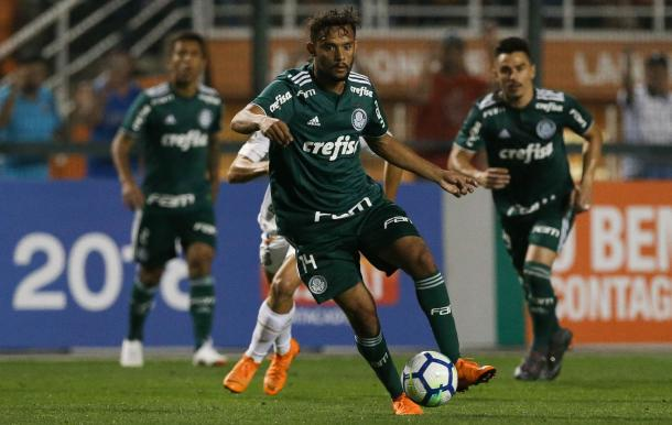 Gustavo Scarpa é a grande esperança da torcida palestrina (Foto: Cesar Greco/SE Palmeiras/DIvulgação)